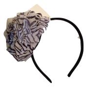Zebra Black Headbands