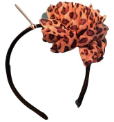 Cheetah Black Headbands
