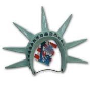 NEW 2016 Statue of Liberty Latex Tiara Headpiece