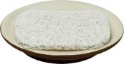 S & T Soap Saver, White, 2 Count