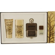 TRUE RELIGION by True Religion Cologne Gift Set for Men (EDT SPRAY 100ml & HAIR AND BODY WASH 90ml