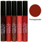 Mehru Lip Stain, Natural, All-day, Long Lasting Lip Tint - Pomegranate