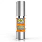Elba n.1 - Face & Eye Advanced Firming Cream - Vitamin C, Hyaluronic Acid, Matrixyl 3000, Tripeptide-5, Retinol - Natural & Organic Anti-Ageing Repair - 30ml, Made in USA, Satisfaction .