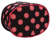 Makeup Train Case Cosmetic Bag Travel Storage Case Small Make up Bag X-183