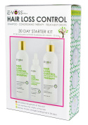 Hair Regrowth 30 Day Revolutionary Apple Stem Cell Hair Loss / Hair Thinning Treatment Starter Kit for Women / Men, Includes Hair Loss Shampoo, Hair Loss Conditioner & Hair Growth Serum by E-VOSS DNA
