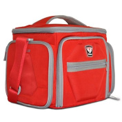 Fitmark 8010044 The Shield Bag Reg Red