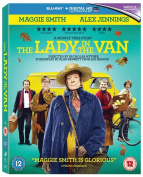 The Lady in the Van [Region B] [Blu-ray]