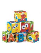 Playgro Sesame Street Soft Blocks