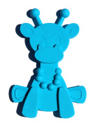 Bambeado Little Bam Bam Teething Toy, Cyan