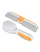 Safety First Gentle Care Brush & Comb Set