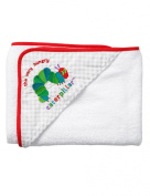 Hungry Caterpillar Hooded Towel