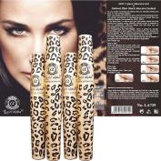 2 Sets (4 Tubes)/4 Sets (8 Tubes) Love Alpha (Gel & Fibre) Mascara Set,brush on False Eyelashes
