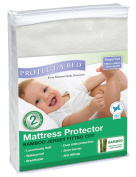 Protect-A-Bed Bamboo Cot Mattress Protector