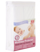Protect-A-Bed Mattress Protector, Encased Cot