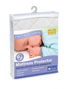 Protect-A-Bed Cotton Quilt Fitted Bassinette Mattress Protector
