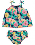 Fred Bare Tropical Top & Bloomers Set