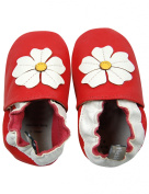 Tommy Tickle Soft Sole Big Flower Shoe