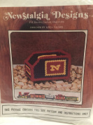 Coal Car #514 - Newstalgia Designs Plastic Canvas Pattern and Instructions Only