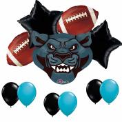 NFL Carolina Panthers Football Balloon Decoration Kit