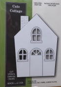 Poppystamps 100% Steel Craft Die Cute Cottage