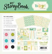 Carta Bella Paper Company It's a Boy Pocket Page Kit