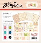 Carta Bella Paper Company It's a Girl Pocket Page Kit