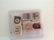 Stampin Up Too Terrific Tags by Stampin Up