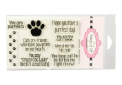 The Stamps of Life Clear Stamps, sayings4cats