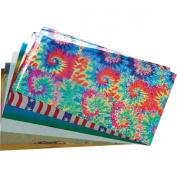 Lisa Pavelka Craft Foil Kit 12cm x 22cm 6/Pkg-Celebration