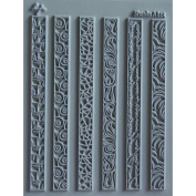 Lisa Pavelka Individual Texture Stamp 11cm x 14cm -Shanks A Lot