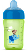 Philips Avent My Sip-n-Click Cup, Green/Blue, 350ml