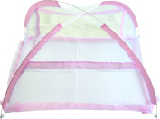 Softimage Kaya for mosquito nets pink bed