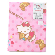 Tokyo Nishikawa Hello Kitty bedding cover ring toddler size polka dots 95 ~ 185cm pink WJW4502435-P