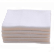 BABYBOO Baby Changing Cloth Nappies Inserts Breathable Natural Cotton Packing of 10