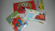 Sesame Street Rattle with Rings Baby Wipes Wipes Travel Case