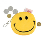 Tenworld Women Girl Lovely Small Wallet Emoji Smile Purse Hot