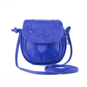 Tenworld Fashion Women Girl PU Leather Mini Small Adjustable Shoulder Handbag
