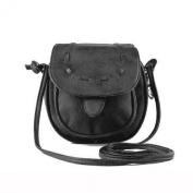 Tenworld Fashion Women Girl PU Leather Mini Small Adjustable Shoulder Handbag