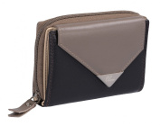 Avanco Women's Leather Purse 5.1 x 9.4cm x 3cm