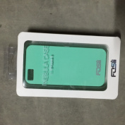 Nebula Case for Iphone 5; Green