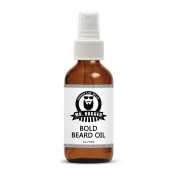 Mr Rugged Beard Oil Conditioner 30ml with Argan Oil - Jojoba Oil - Cedar Wood Essential Oils - Unique Air Pump Bottle - 99.9% All Natural - Nourish and Soften Your Beard - Minimises Beard Dryness, Irritation and Itchiness - 100% Handmade - Satisfaction ..