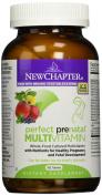 New Chapter Perfect Prenatal Vitamins Fermented with Probiotics + Folate + Iron + Vitamin D3 + B Vitamins + Organic Non-GMO Ingredients - 192 ct