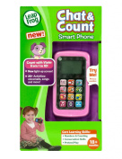 Leap Frog Chat n Count Phone - Violet