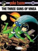 The Three Suns of Vinea