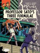 Professor Sato's Three Formulae