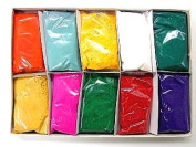 Festival Colours (Rangoli) Holi High Quality Colours, 50 Gramme Packets