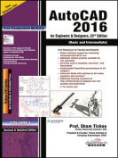 Autocad 2016 for Engineers & Designers, 22nd Ed., Set of 2 Volume