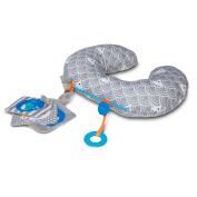 Boppy Tummy Time Play Mat, Sea Explorers/Grey