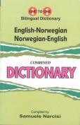 English-Norwegian & Norwegian-English One-to-One Dictionary