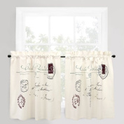 Park B. Smith Vintage House Café Curtain (Postale) - 150cm x 90cm